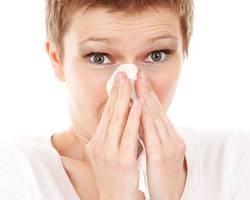 Contre les problèmes de nez bouché