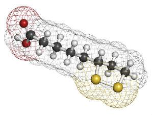 La molécule de sodium R lipoate